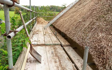 advantages of Braeswick thatch roofing